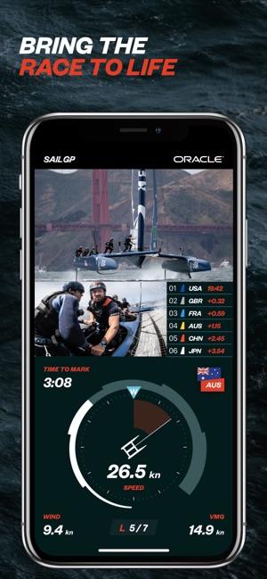 SailGP on the App Store