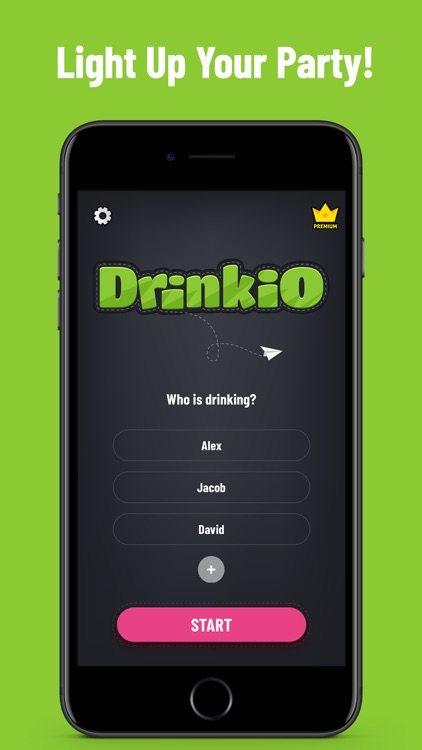 Drinkio - Truth or Dare screenshot-0