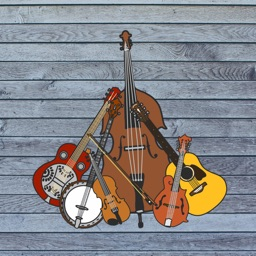 Bluegrass Music Stickers