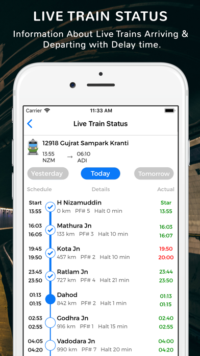 download Where is my Train : IRCTC