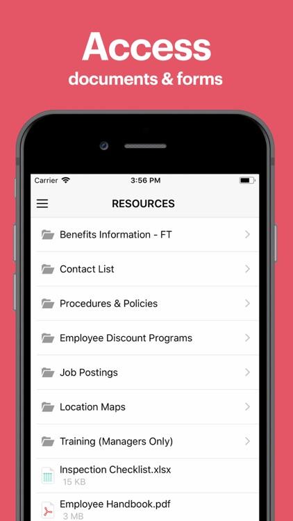Red e App screenshot-3