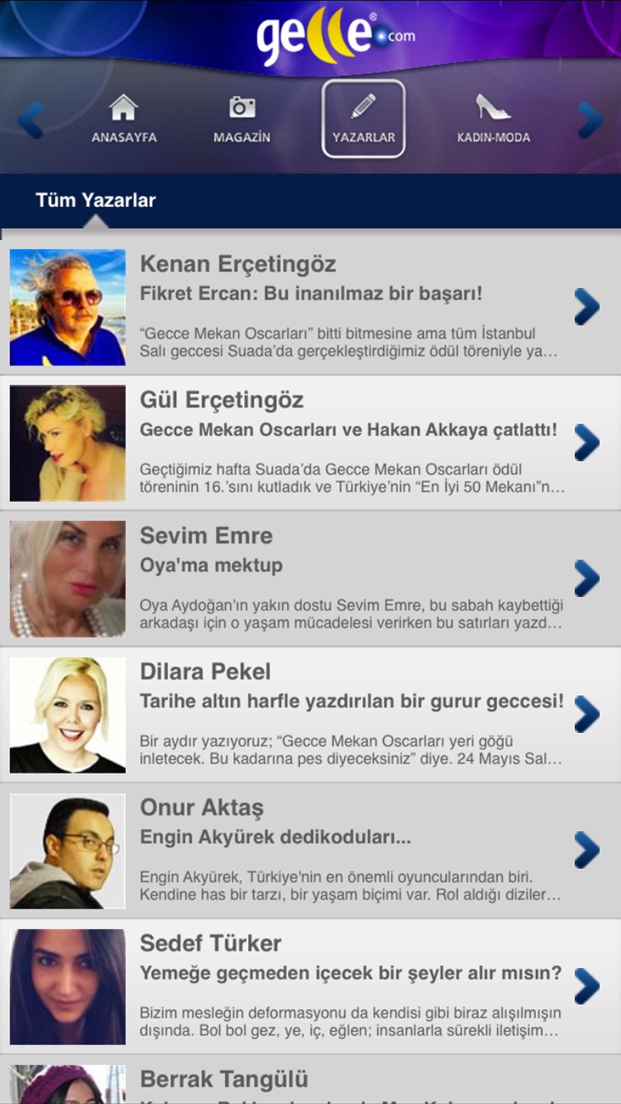 Gecce Screenshot