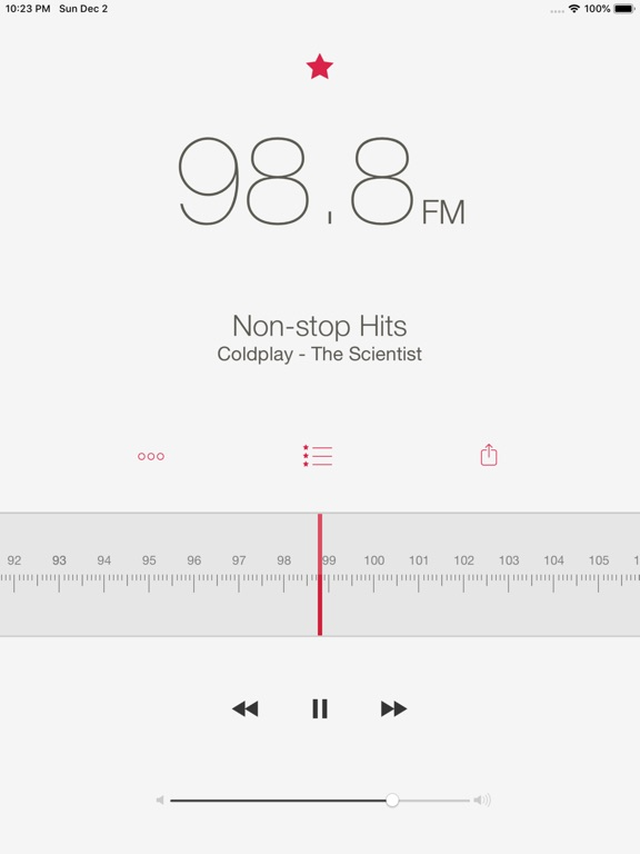 Radio Application Pro Screenshots