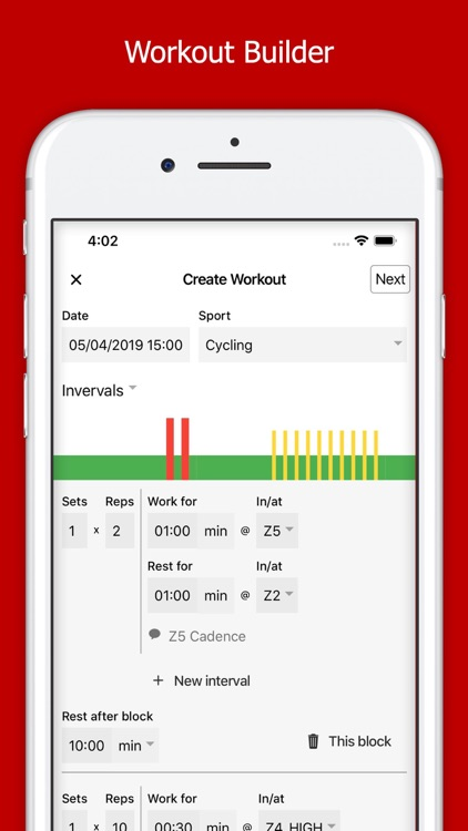 Running training Plans screenshot-4