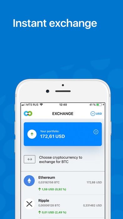 Totalcoin: Bitcoin wallet app-4