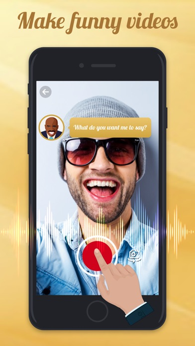 download Voicy: Celebrity Voice Changer apps 1