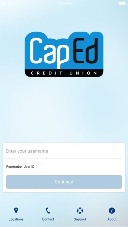 CapEd Mobile Banking