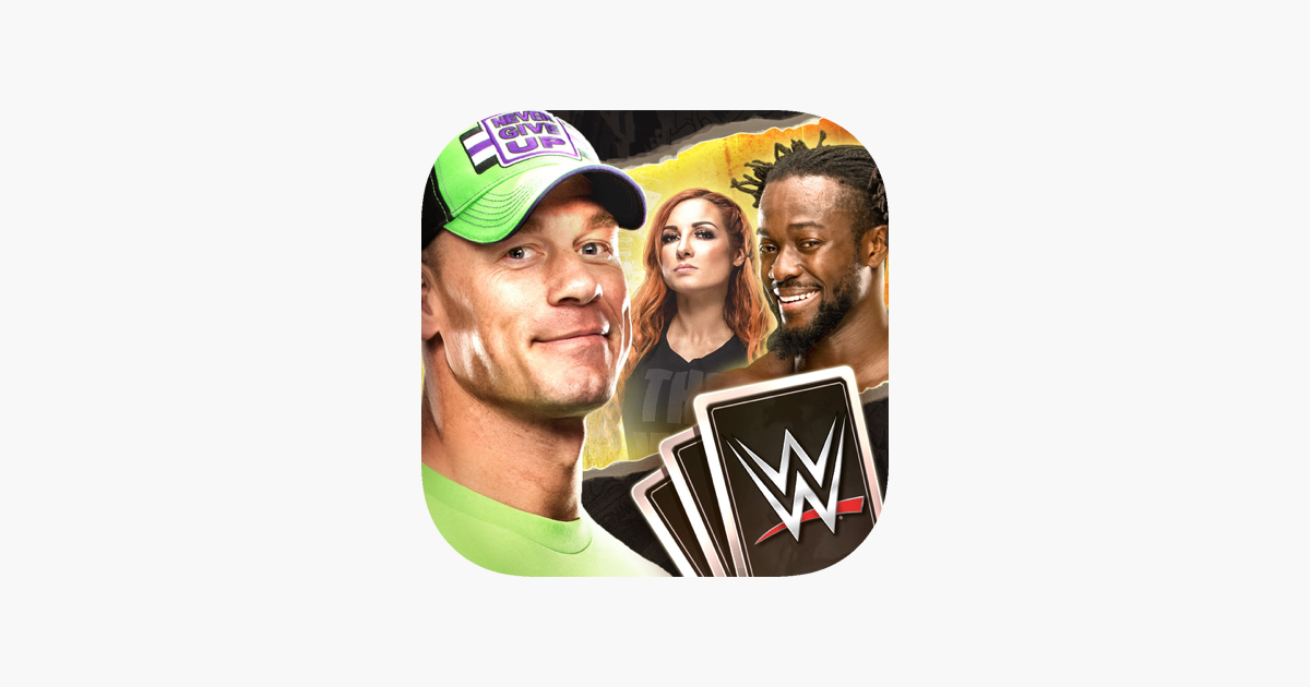 WWE SuperCard on the App Store