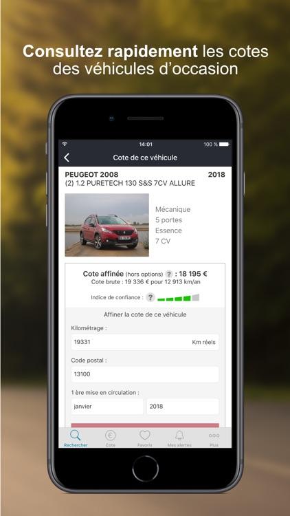 La Centrale - voiture occasion screenshot-3