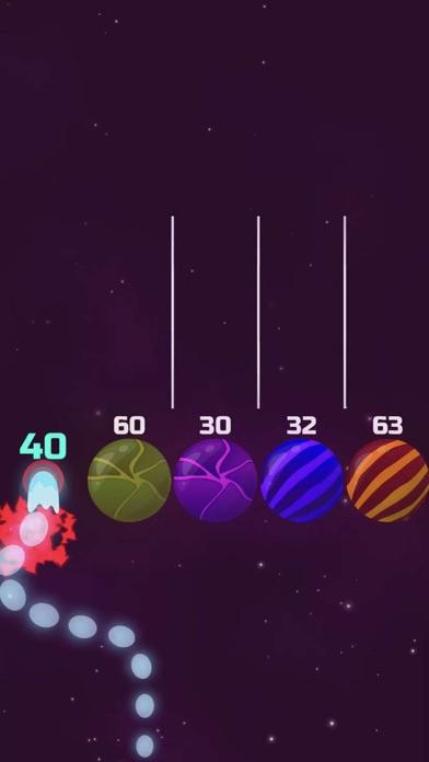 Comets vs Planets! screenshot 3