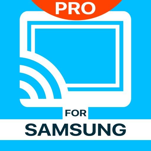 Video & TV Cast + Samsung TV icon