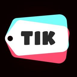 Tiktags&Hashtag - More likes