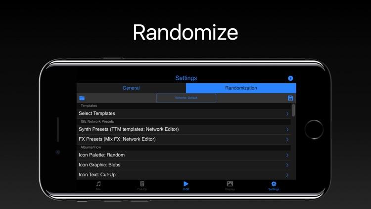 Wotja Pro 19: Generative Music screenshot-8
