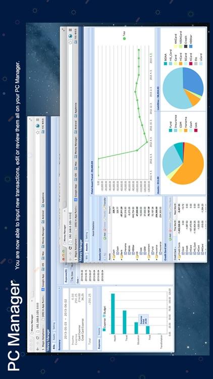 Money Manager (+PC Editing) screenshot-8