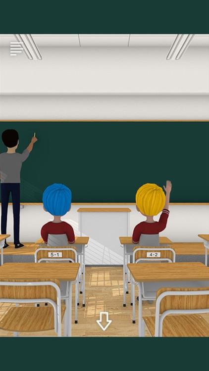 Escape Game: School screenshot-4