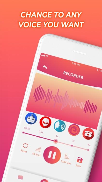 Voice Recorder Audio Editor