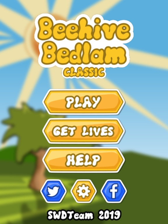 Beehive Mayhem screenshot #1