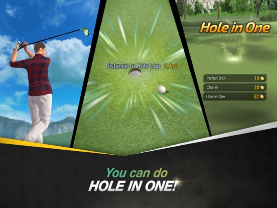 Shotonline Golf:WC screenshot 9