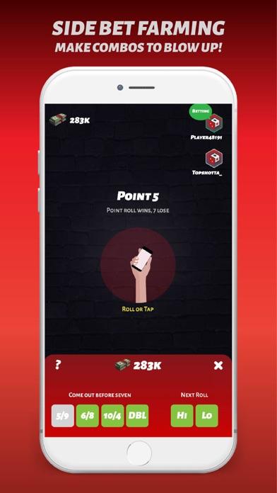 Screen Shot Phone Dice 7