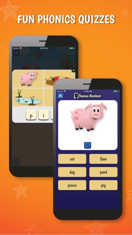 PocketPhonics Stories screenshot-3