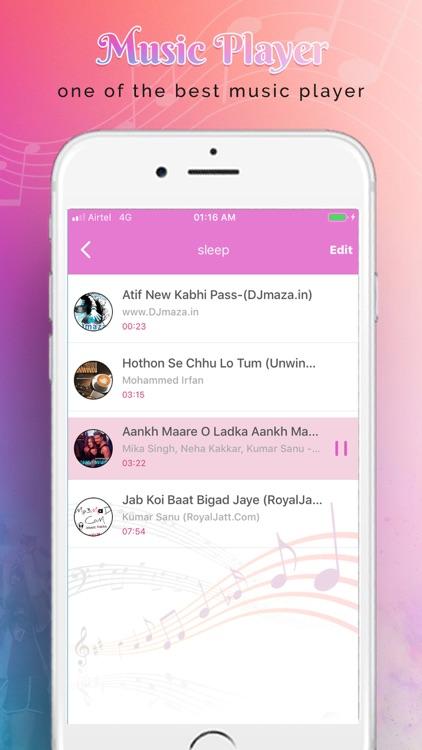 Music Player : Mp3 Player screenshot-6