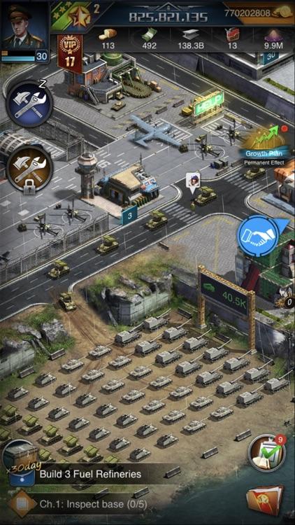 Empire of Glory screenshot-7