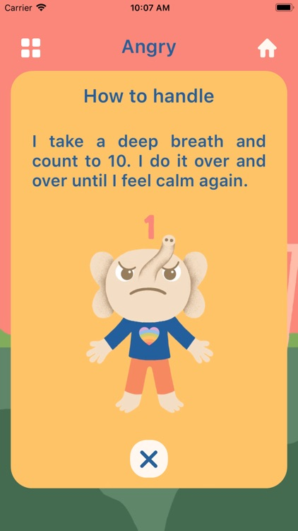 Feelu –Mindful, Relax For Kids screenshot-4