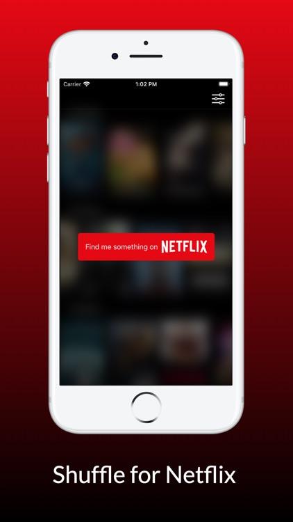 Shuffle for Netflix