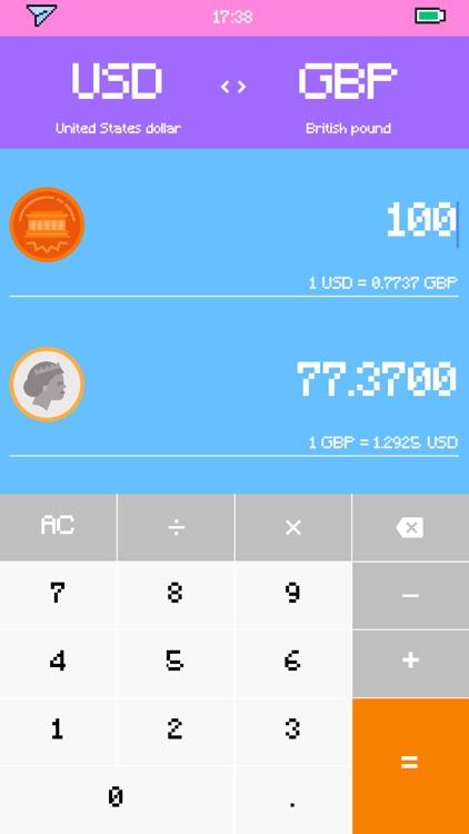 Pixel Currency - Converter