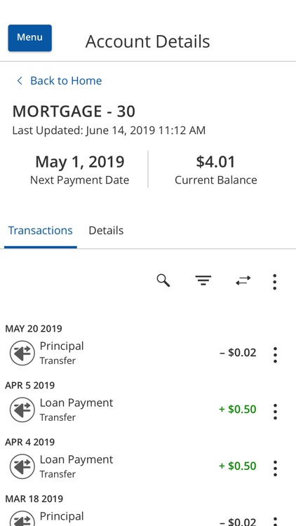 Amarillo National Bank screenshot-3