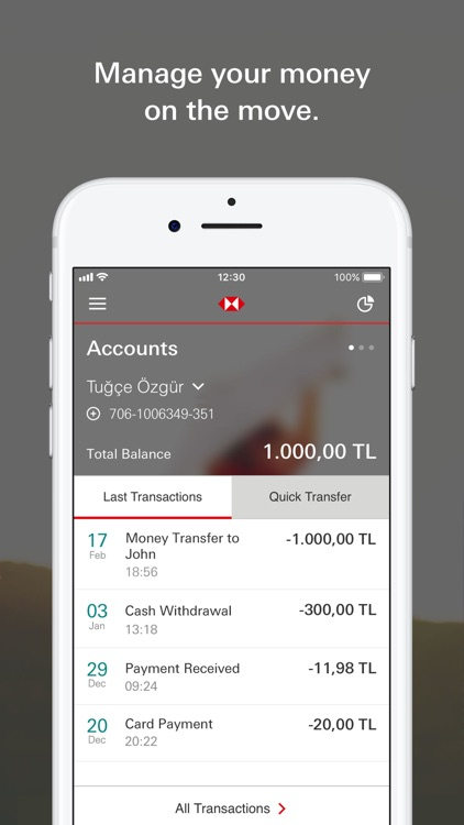HSBC Turkey by HSBC Global Services (UK) Limited