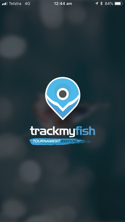 Track My Fish for Tournaments