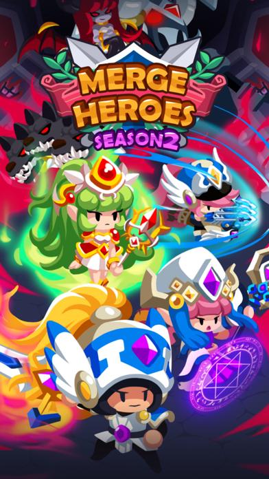 Merge Heroes Frontierのおすすめ画像1