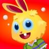 2歳から3歳を対象とした子供向けアプリ