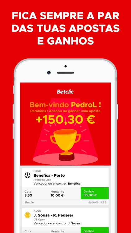 Betclic Apostas Desportivas screenshot-4