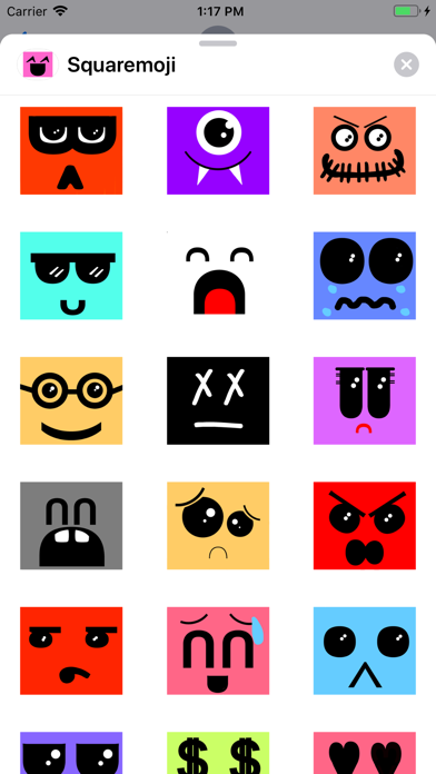 Squaremoji screenshot 2
