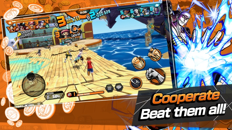 ONE PIECE Bounty Rush screenshot-4