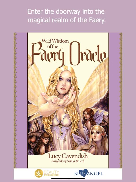 Wild Wisdom Faery Oracle screenshot 7