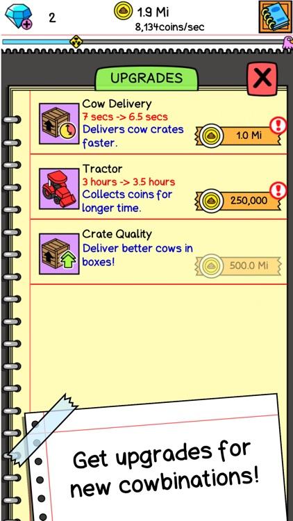 Cow Evolution screenshot-3