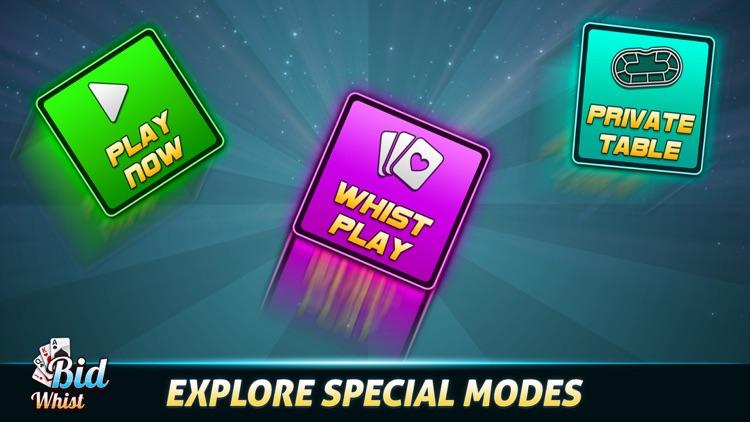 Bid Whist - Card Game screenshot-3