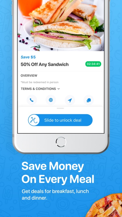 Hooked Deals screenshot-3
