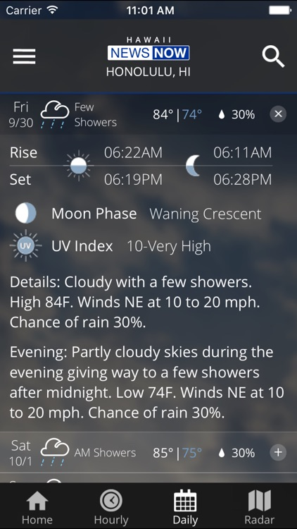 Hawaii News Now Weather screenshot-4