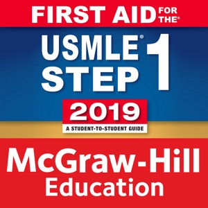 First Aid USMLE Step 1 2019