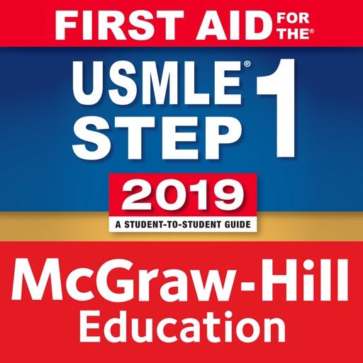 First Aid USMLE Step 1 2019