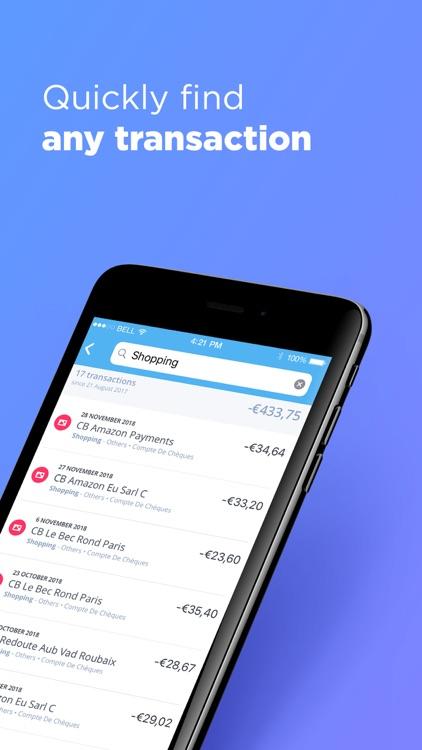 Bankin' - Your money manager screenshot-6
