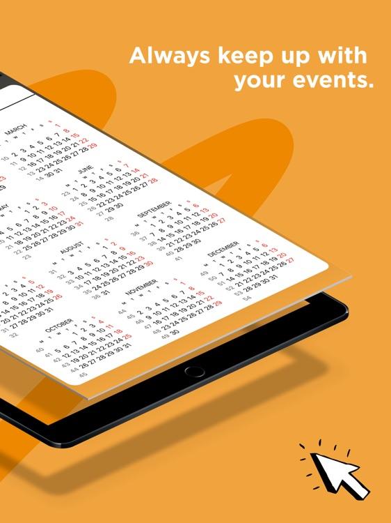 Inksot Calendar screenshot-3