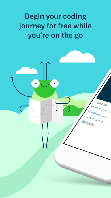 Screenshot #1 pour Grasshopper: Learn to Code