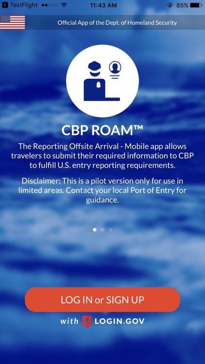 CBP ROAM