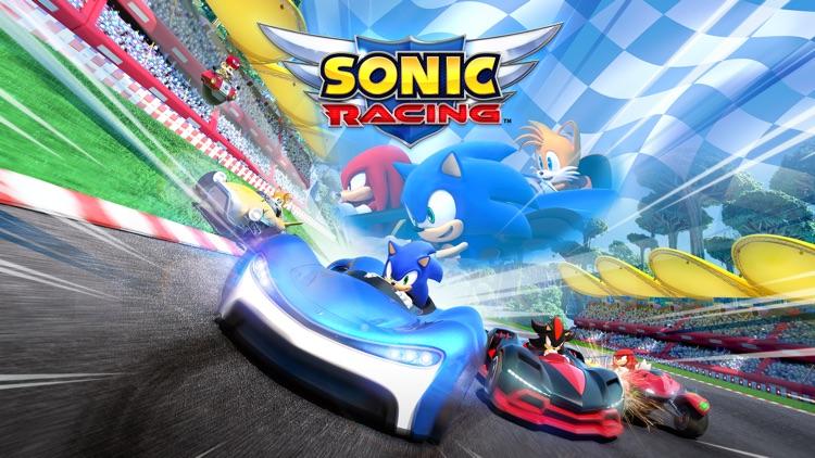Sonic Racing screenshot-7