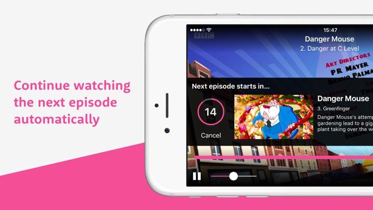 BBC iPlayer Kids screenshot-4